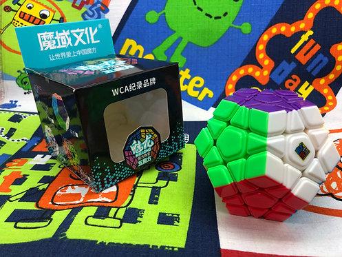 Moyu Megaminx MofangJiaoShi stickerless