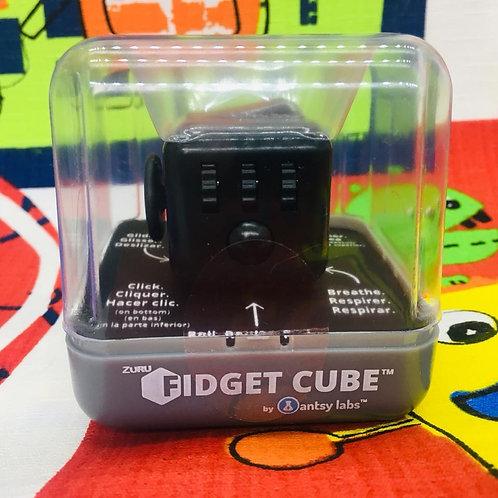 Antsy Labs Fidget cube negro