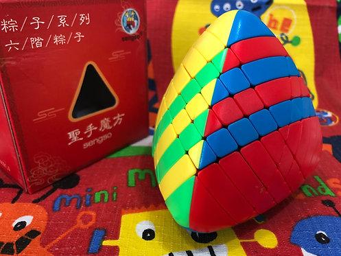 ShengShou Sengso mastermorphix 6x6x6 stickerless