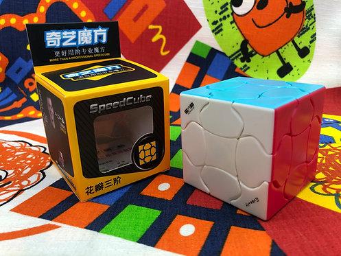 3x3 QiYi Fluffy stickerless