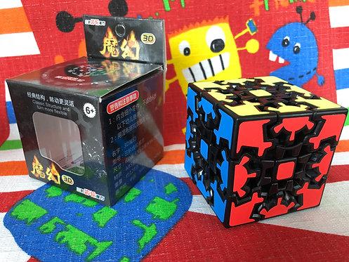 HelloCube Gear Cube v1 base negra