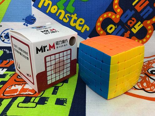 6x6 ShengShou Mr. M pillow magnético stickerless