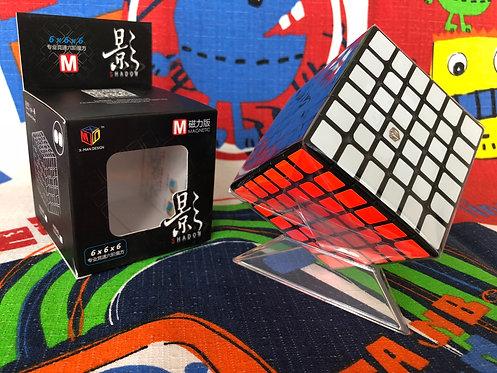 6x6 QiYi Shadow M magnético base negra