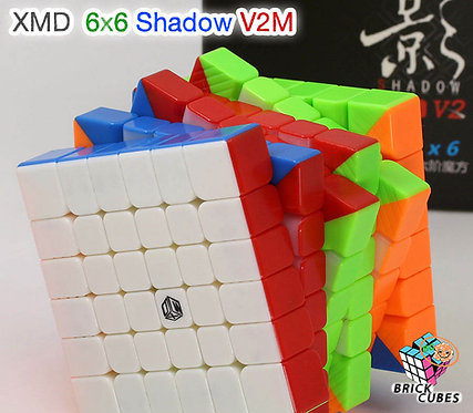 6x6 QiYi Shadow v2 M magnético stickerless