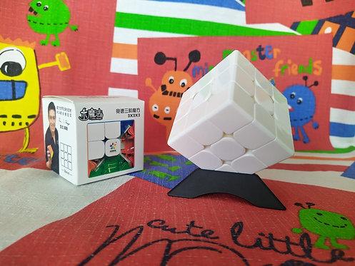 3x3 Yuxin Little Magic base blanca