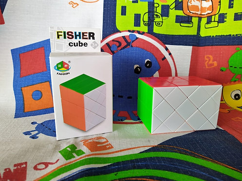 FanXin3x3 Box Elongate Fisher stickerless