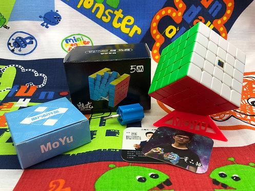 5x5 Moyu Meilong magnético stickerless
