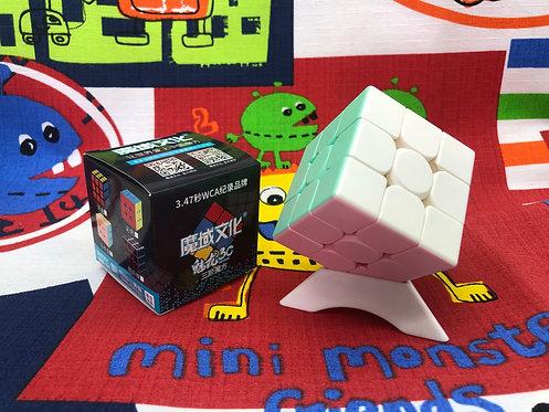3x3 Moyu macaron stickerless