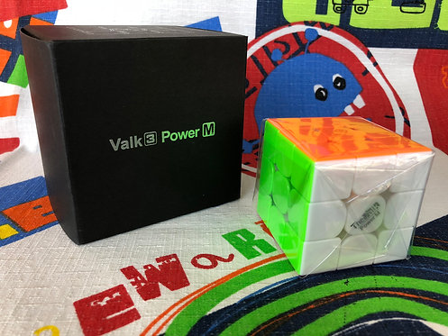 3x3 QiYi Valk 3 Power M magnético stickerless colored