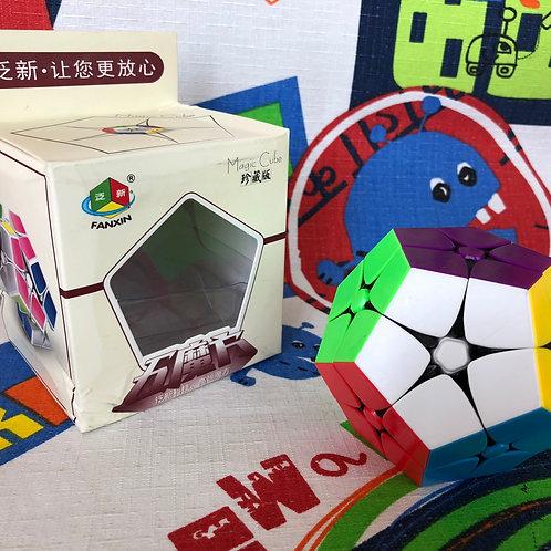 FanXin Megaminx 2x2 stickerless