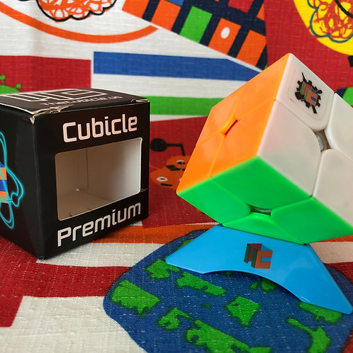 2x2 Cubicle MGC magnético stickerless colored