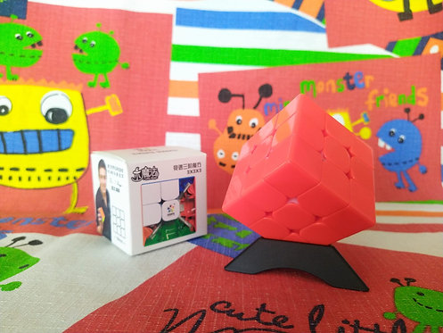 3x3 Yuxin Little Magic base roja
