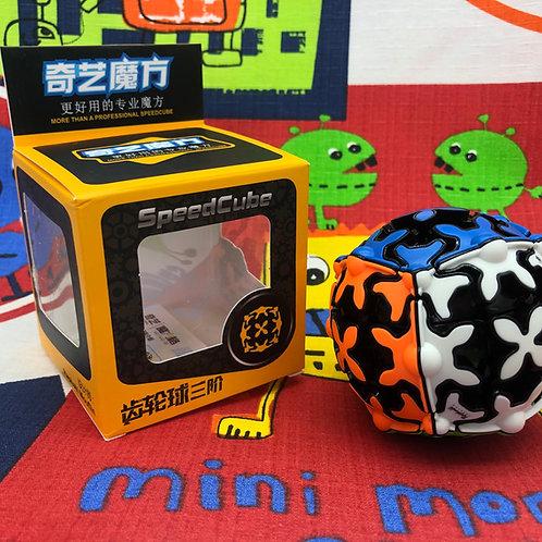 QiYi Gear ball tiles base negra