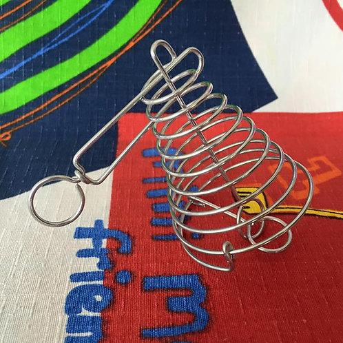 Puzzle de alambre espiral