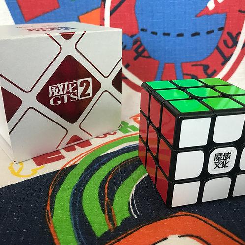 3x3 Moyu Weilong GTS v2 base negra