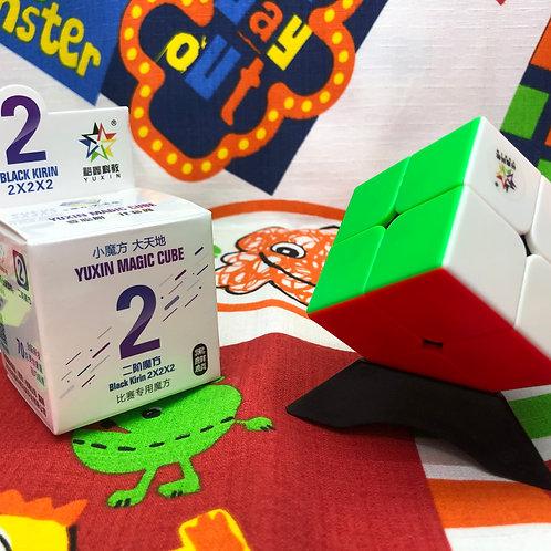 2x2x2 Yuxin Kirin stickerless