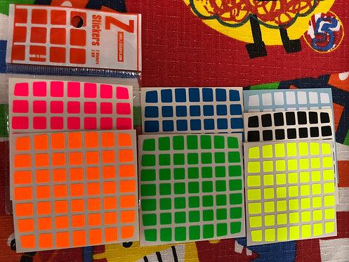 Stickers Z Aofu Pillow Z bright