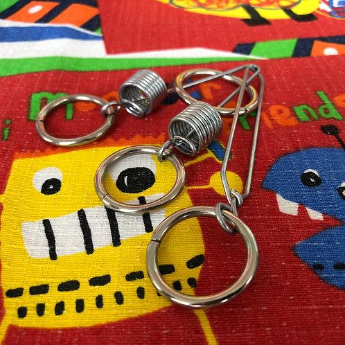 Puzzle de alambre tijera