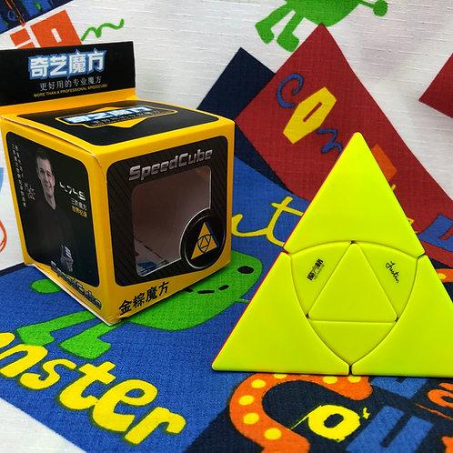 QiYiDuomo pyraminx stickerless