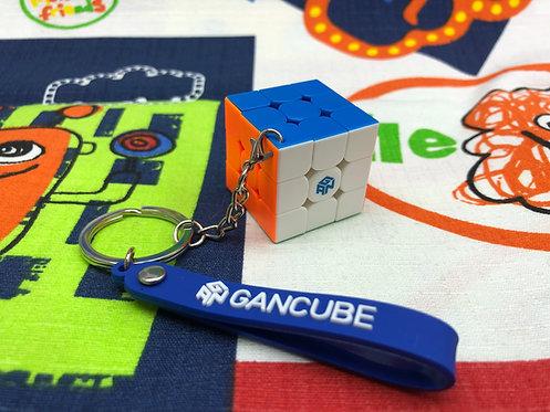 3x3 Gan 330 3.3cm llavero stickerless