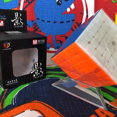 6x6 QiYi Shadow M magnético stickerless colored