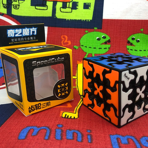 QiYi Gear cube tiles base negra