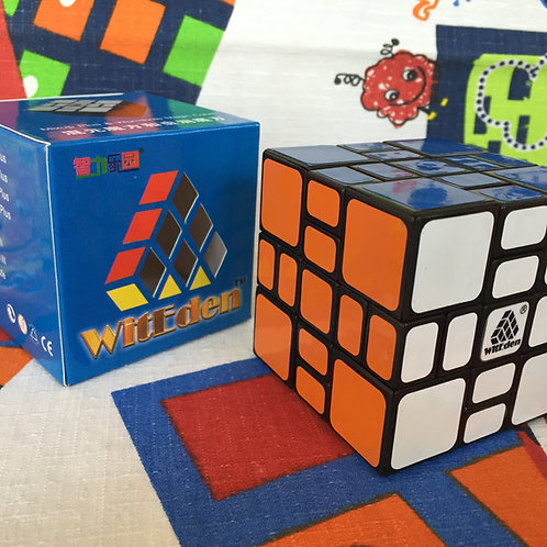 WitEden Mixup plus 3x3 base negra