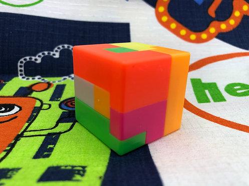 Cubo mediano de 6 piezas