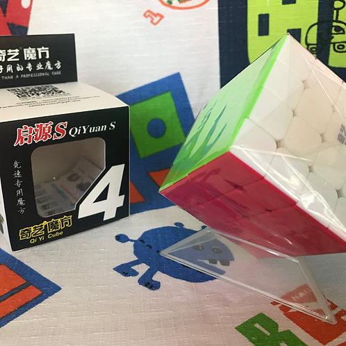 4x4 QiYi QiYuan S stickerless light colors