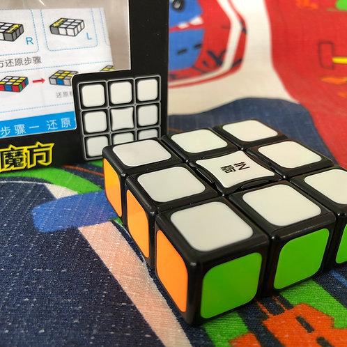 QiYi 3x3x1 Super Floppy base negra