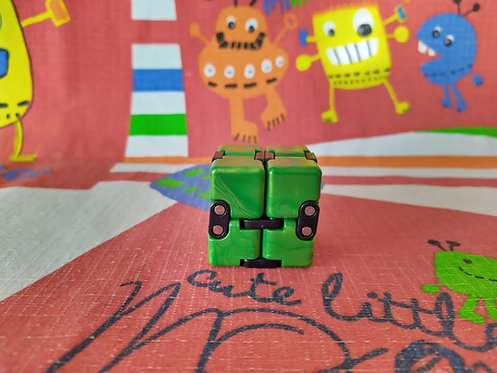 QiYi Infinity cube verde