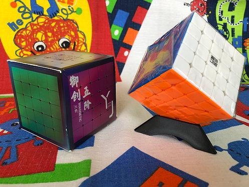 5x5 YJ Yuchuang v2 magnético stickerless