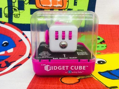 Antsy Labs Fidget cube blanco rosa