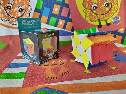 Moyu Windmill Meilong cube stickerless