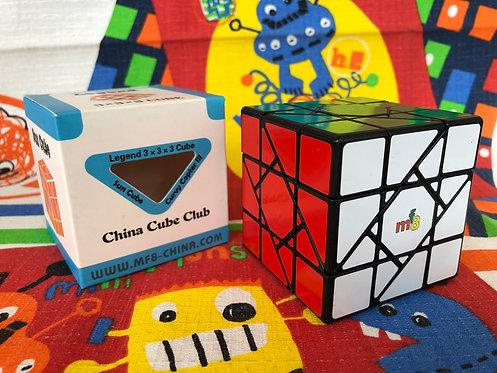 MF8Sun Cube Bandaged base negra