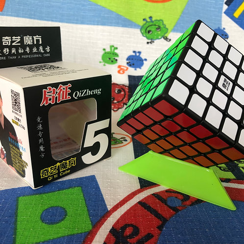 5x5 QiYi QiZheng S base negra