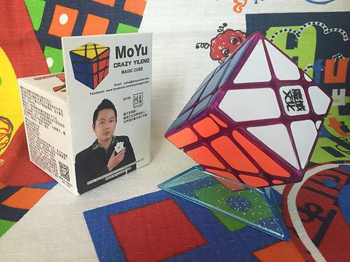 Moyu Crazy Yileng 3x3 base morada