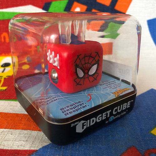 Fidget Cube spiderman