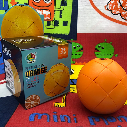 FanXin Naranja 3x3 stickerless