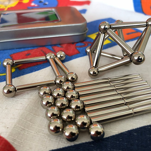 Magnetic sticks