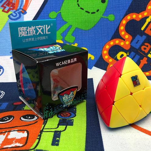 Moyu Mastermorphix MoFangJiaoShi stickerless colored