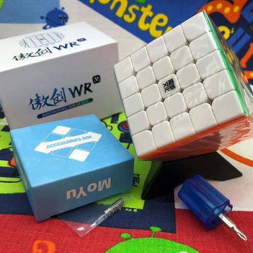 5x5 Moyu Aochuang WR magnético stickerless