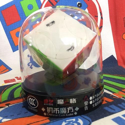 QiYi Coin cube stickerless