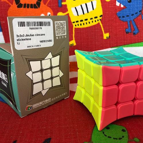 3x3 YJ JinJiao cóncavo stickerless