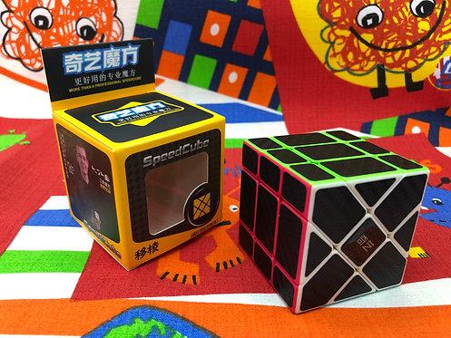 QiYi Fisher 3x3 phantom colored
