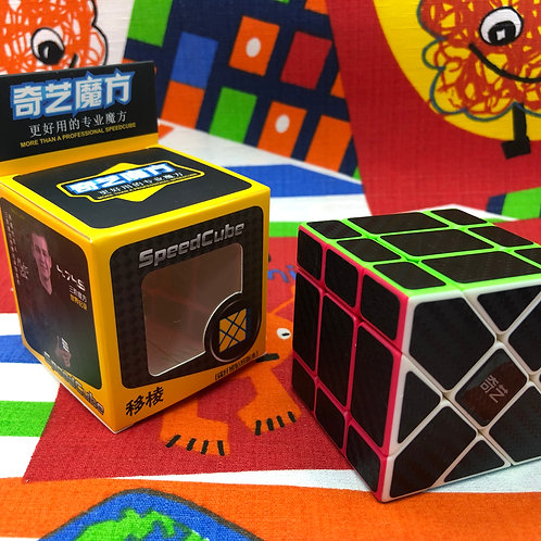 QiYi Fisher 3x3 phantom colored