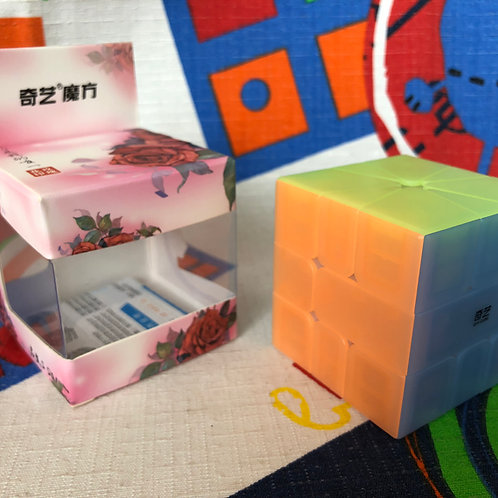 QiYi QiFa Square 1 jelly transparente