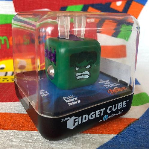 Fidget Cube Hulk