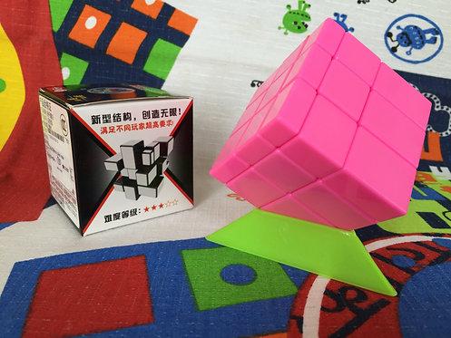 ShengShou Mirror 3x3 base rosa