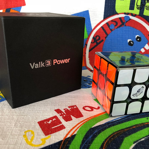 3x3 QiYi Valk 3 Power base negra